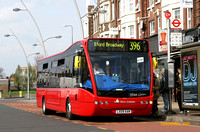Route 396, East London ELBG 37014, LX09AAN, Gants Hill