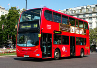 Route 94: Acton Green - Piccadilly Circus