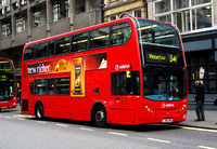 Route 341, Arriva London, T149, LJ60AVW, Aldwych