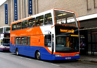 Route 54, Centrebus 901, YN08OAO, Leicester