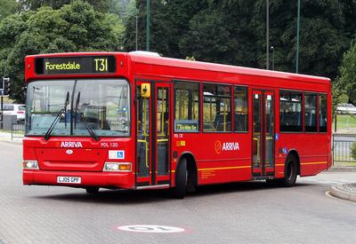 London Bus Routes Route T31 New Addington Homestead