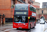 Route 452, Travel London 9404, LJ56VTD, Kensington