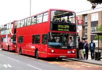 Route 279, Arriva London, DLA125, T325FGN, Enfield Highway
