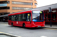 Route H10, Transdev, DE74, YN11FZA, Harrow