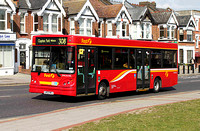 Route 308, First London, DMC42516, LK03NKJ, Wanstead Green