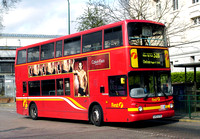 Route 328, First London, TNA33364, LK53EYD, Golders Green