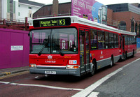 Route K3, London United, DPK615, SN51SHJ, Kingston