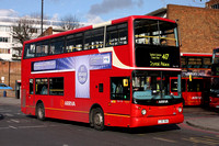 Route 417, Arriva London, VLA123, LJ05BKX, Streatham Hill