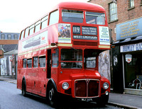 Route 119, London Transport, RM574, WLT574, Bromley