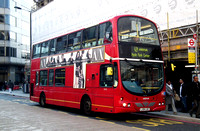 Route 2, Arriva London, DW90, LJ04LGE, Victoria