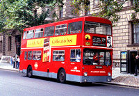 Route 77A, London General, DM2549, THX549S, Aldwych