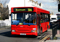 Route 386, Selkent ELBG 34382, LX03BZP, Greenwich