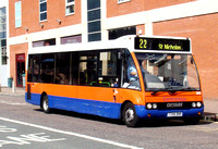 Route 22, Centrebus 365, T298BNN, Stevenage