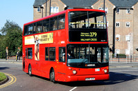Route 279, Arriva London, DLA91, S291JUA, Edmonton Green