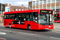 Route 368, Blue Triangle, ED7, AE06HCJ, Barking