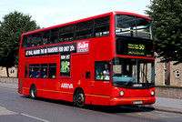 Route 50, Arriva London, DLA179, W379VGJ, Croydon