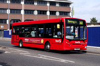 Route 368, First London, DML44173, YX11AFO