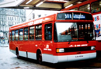 Route 511, London General, GLS1, GUW466W, Victoria