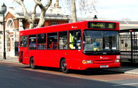 Route 386, Selkent ELBG 34152, V152MVX, Greenwich
