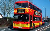 Route 257, First London 136, H136FLX, Walthamstow