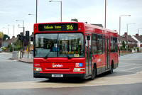 Route B16, Go Ahead London, LDP91, S91EGK, Eltham Road
