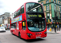 Route 106, Arriva London, DW531, LJ13CKX, Bethnal Green