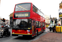 Route 321, Go Ahead London, VP16, X168FBB, Lewisham