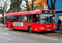 Route K2, London United RATP, DPS8, V808KAG, Hook