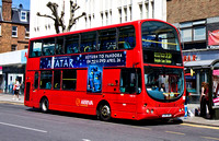 Route 221, Arriva London, VLW25, LJ51DHC, Finchley