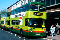 Route C9, London & Country, AN153, VPA153S, Crawley