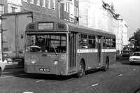 Route 500, London Transport, MBA605, AML605H