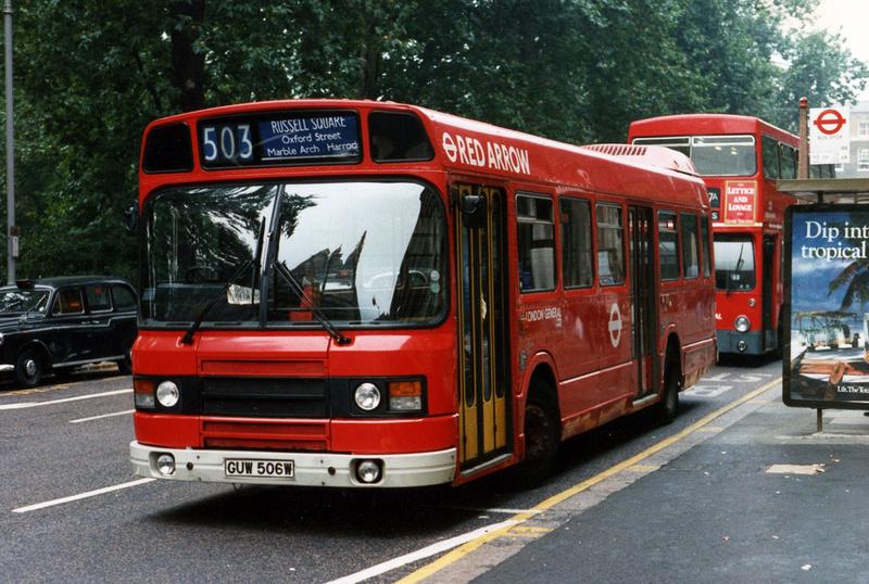 London Bus Routes Route 503 South Kensington Moorgate