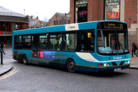 Route 25, Arriva Kent & Sussex 3970, YJ06LFZ