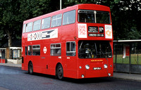 Route 97A, London Transport, DMS28, EGP28J, Walthamstow