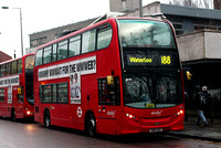 Route 188, Abellio London 2410, SN61DGF, Waterloo