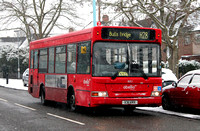 Route H28, Abellio London 8051, X311KRX, Syon Lane