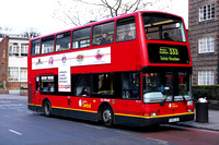 Route 333, Go Ahead London, PVL19, V319LGC, Streatham Hill