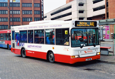 London Bus Routes Route 441 Englefield Green Heathrow