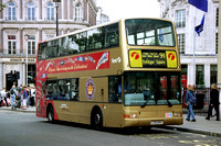 Route 91, First London, TN1113, LT02NVX, Trafalgar Square