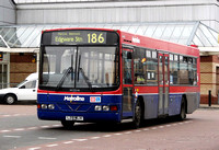 Route 186, Metroline, LLW28, L28WLH, Edgware