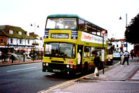 Route 406, London & Country, LR29, TPD129X, Epsom