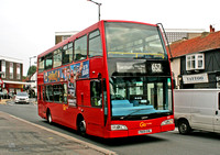 Route 652, Go Ahead London 891, PN09ENL, Hornchurch