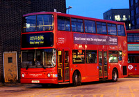 Route 696, London United RATP, TA242, LG02FBJ, Hounslow