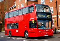 Route 279: Manor House - Waltham Cross