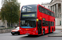 Route 436, Go Ahead London, EH9, SN61DAA, Hyde Park Corner