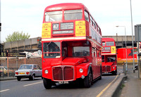 Route 47: Bellingham, Catford Bus Garage - Shoreditch