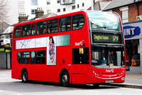 Route 179, First London, DN33563, SN58CGZ, Ilford