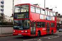 Route 34, Arriva London, DLA304, Y504UGC, Walthamstow