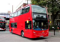 Route 388, CT Plus, HEA1, SN62DND, Bethnal Green