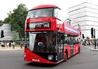 Route 148, London United RATP, LT121, LTZ1121, Hyde Park Corner